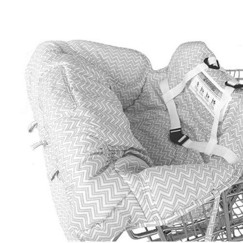 Baby Sitzkissen Auflage Sitzbezug Schonbezug für Buggy Kinderwagen Einkaufswagen