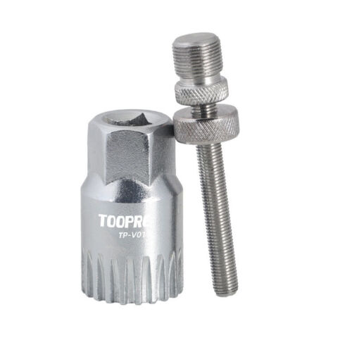 Bike Crank Extractor Puller Bottom Bracket Remover Removal Tool Set New 20 teeth