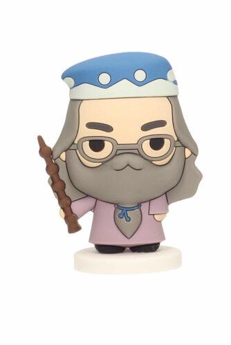 Harry Potter Dumbledore Professor Silente Rubber Mini Figure SD TOYS
