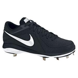 premium selection 09513 c0880 Image is loading Nike-Air-MVP-Pro-Low-Metal-Baseball-Cleats-