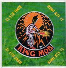 (EP674) King Mob, Va Vah Voom - 2011 DJ CD