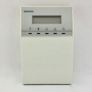 Siemens-Sintony-LCD-Bedienteil-mit-Tastaturabdeckung-SAK-41-Alarmanlage