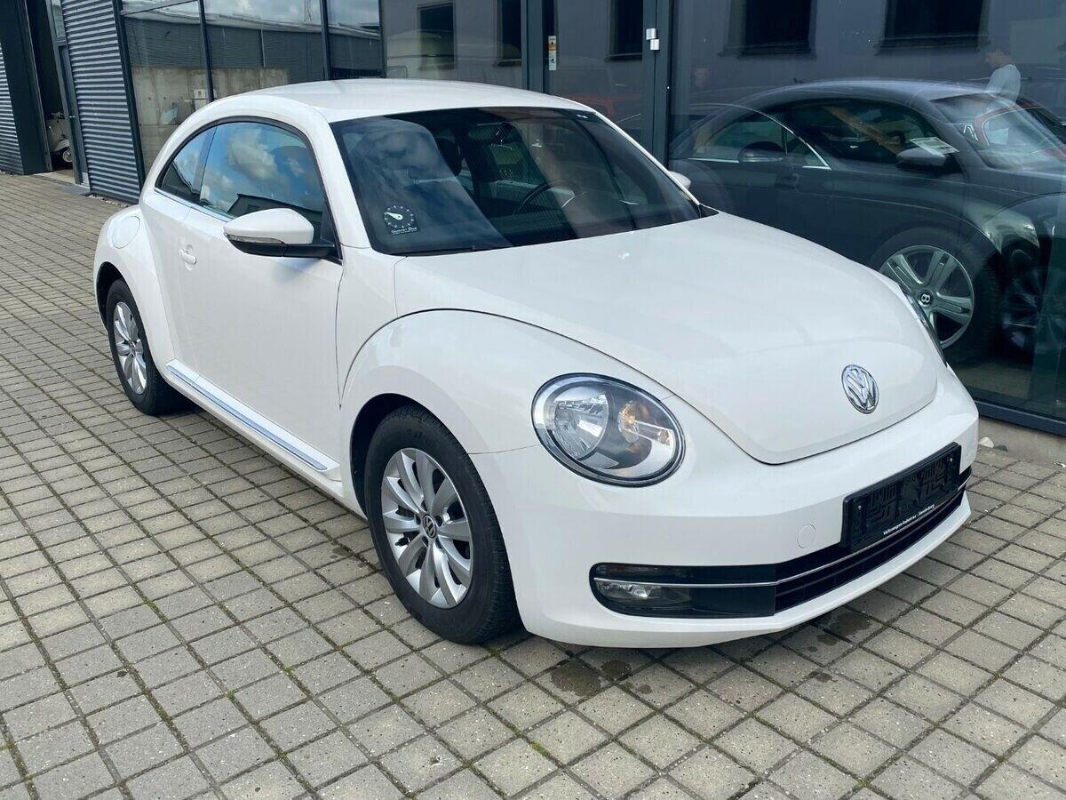 VW The Beetle 1,6 TDi 105 Design 2d