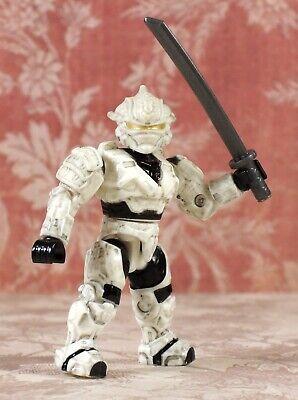MEGA CONSTRUX. Mega Bloks Halo White Hayabusa