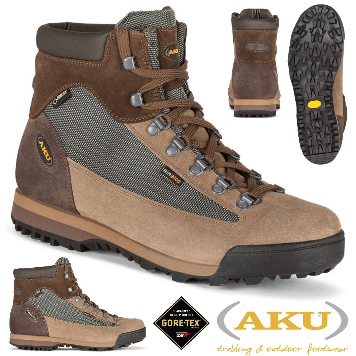 Zapatos 885.4 AKU SLOPE GTX Anfibi 885.4 Zapatos Scarponcini Trekking botas Anfibi 8fa8a4