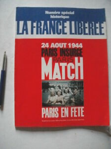 Magazine-Paris-match-Ils-debarquent-l-039-ete-le-plus-long-no-special-1994