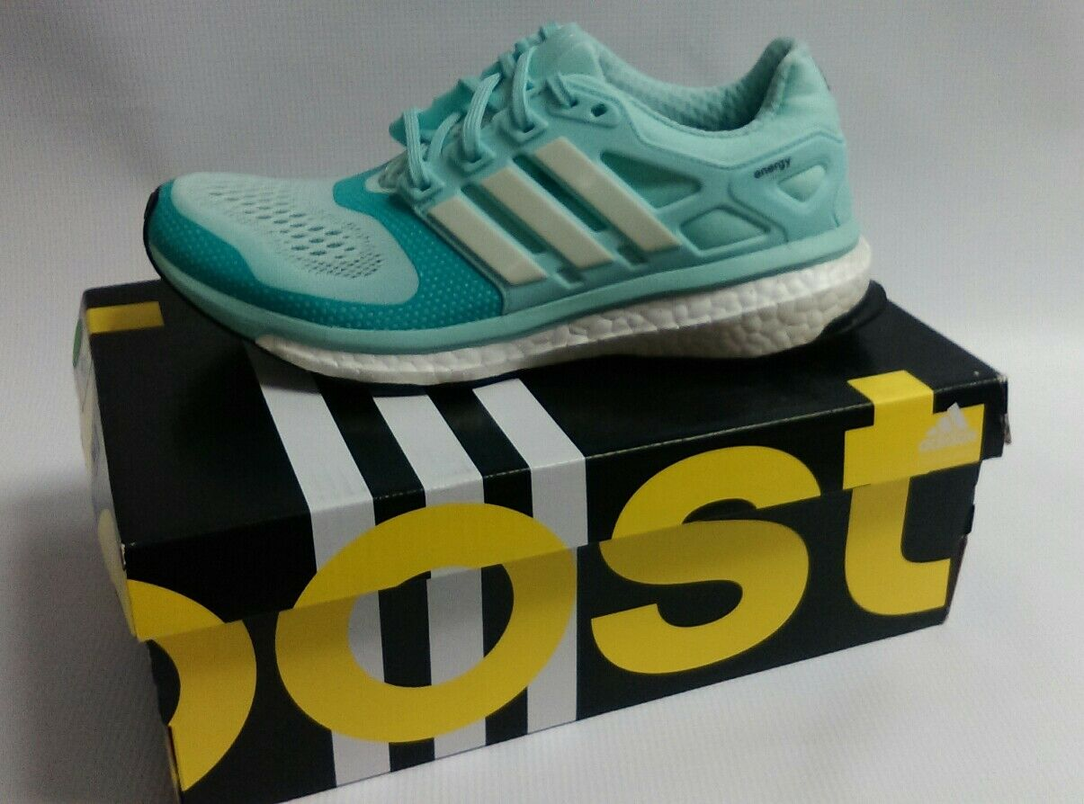 New Womens adidas Energy Boost 2 ESM Running Shoes US Womens Size 6B