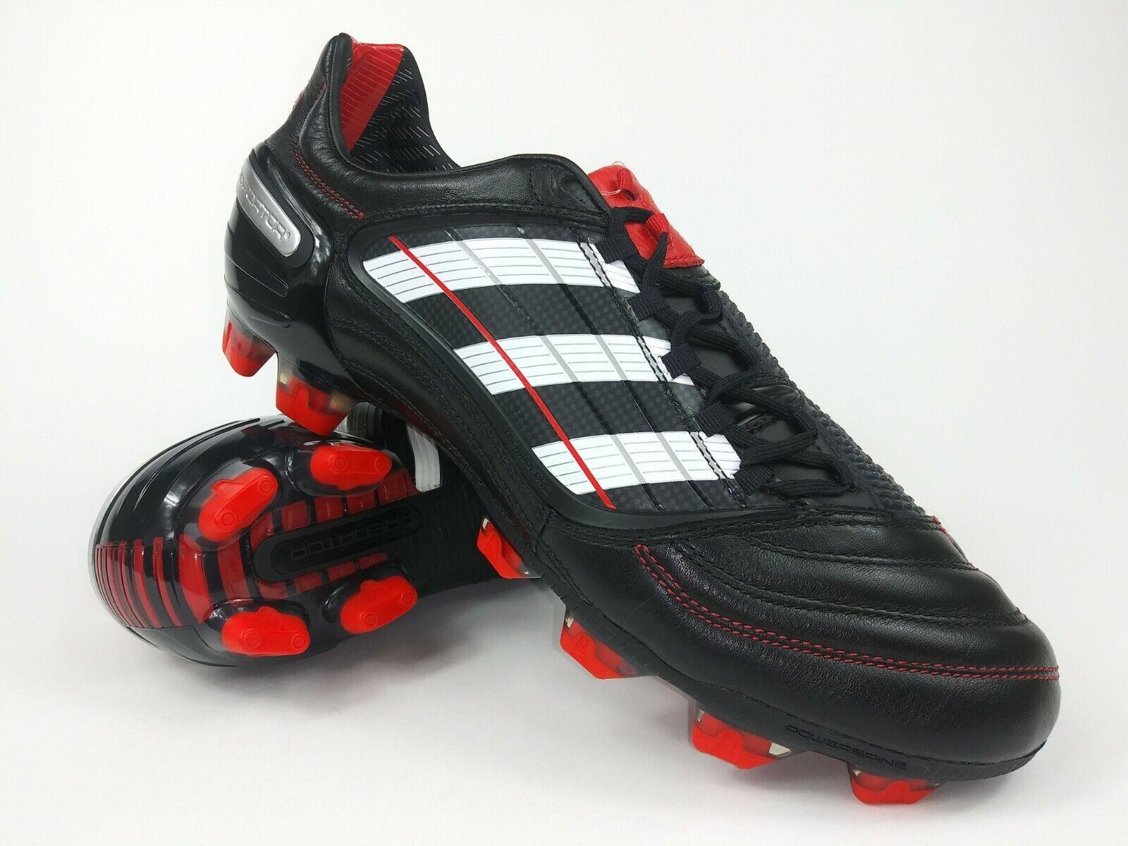 Adidas de Hombre Raro X Projoator _ X Fg Col G02736 Rojo Negro Fútbol Tacos botas