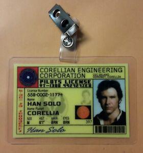 Star-Wars-Id-Badge-Corellian-Engineering-Corp-Han-Solo-prop-cosplay-costume