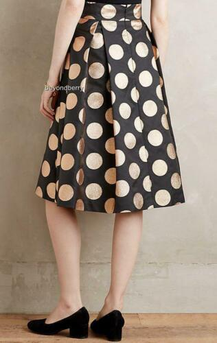 Details about  /NEW Anthropologie Moonbeam Skirt by Moulinette Soeurs  Size 6