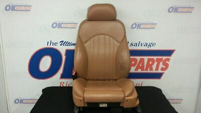 2000 Bmw E39 M5 Front Left Driver Power Seat Tan Leather Ebay