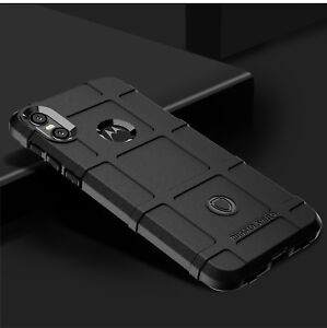 new style d9343 29c5c Details about For Motorola One Power /One Shockproof Full Cover Rugged  Shield Soft Armor Case