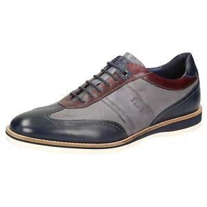 big sale 2120a 94086 Details zu Sioux Herrenschuhe Quintero-702 Sneaker Glattleder Gummisohle  Halbschuhe NEU