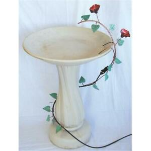 Birds-Choice-AAD450-Ivy-Leaf-Bird-Bath-Dripper
