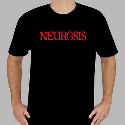 New Neurosis Metal Rock Band Logo Men/'s Black T-Shirt Size S to 3XL