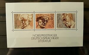 Germany-Federal-Frg-vintage-yearset-1978-Block-16-Mint-MNH-More-Sh-Shop
