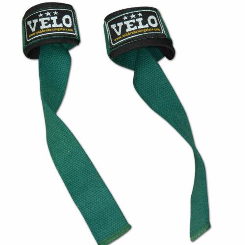 Velo Handgelenkband Gepolstert Gewicht Lifting Training Fitness Riemen Handgriff