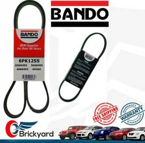 Bando 6PK1230 OEM Quality Serpentine Belt