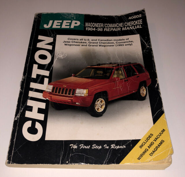 Repair Manual Chilton Book Company 40602 For Sale Online