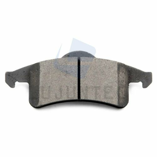 Front Rear Ceramic Discs Brake Pads For 1999 2000 2001-2004 Jeep Grand Cherokee