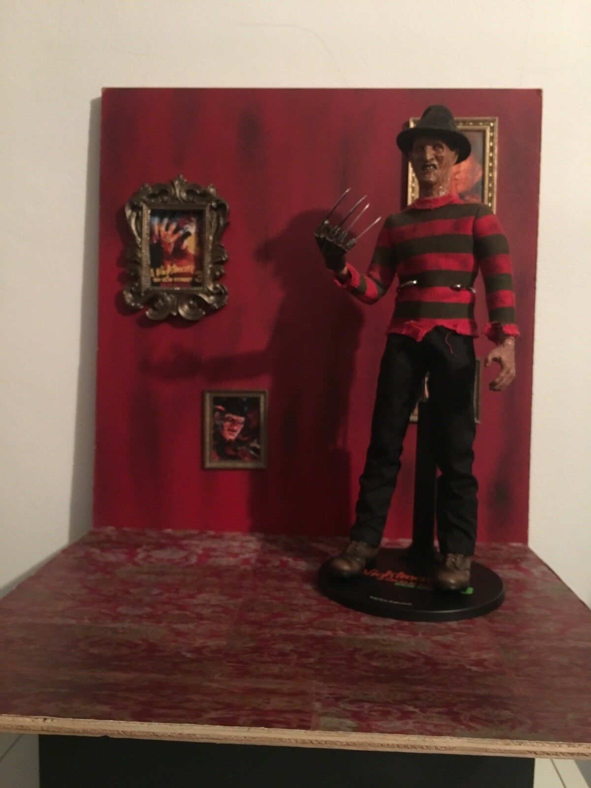 1/6 FROTdy Anoes Krueger Anoes FROTdy Part 3 Mirror House Diorama 1af62c