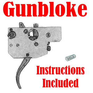 Tikka-T1x-Rimfire-Rifle-Trigger-Spring-upgrade-kit-8lb-2lb-Made-by-GUNBLOKE