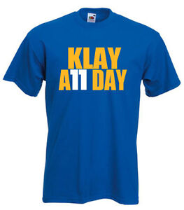 low priced 8a801 2acd9 Details about Klay Thompson Golden State