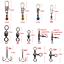 175Pcs-Box-Fishing-Accessories-Kits-Hooks-Line-Beads-Fishing-Swivels-Sinker-Set thumbnail 4