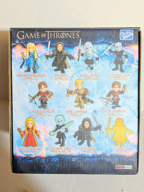 The Loyal Subjects gioco Of Thrones Vinyl cifras ENTIRE ENTIRE ENTIRE scatola of 12 279c3c