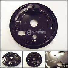 Classic Mini Rear Drum Brake Back Plate O/S 21A1058 austin morris 68> adjusters