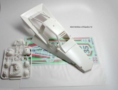 Sticker Parts 0335062 /& 9495468 /& 0225001 Tamiya Grasshopper Body Shell Driver