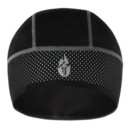 Men Women Skull Cap Quick Dry Sports Sweat Beanie Hat Great Cycling Dome Cap USA