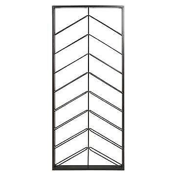 FLASKEREOL METAL WALL (160 X 6 X 70 CM)