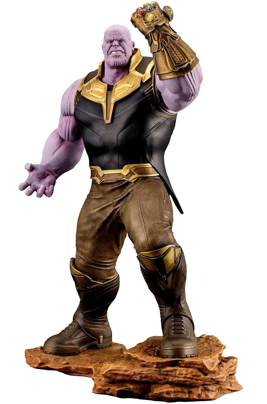 Marvel Avengers Infinity War ArtFX+ Thanos Statue
