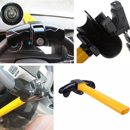 Security Anti Theft Heavy Duty T Style StopLock Car Rotary Steering Wheel Lock