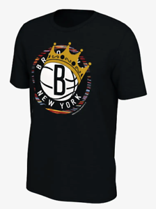 70ab1a9165479 New Nike 2019 Brooklyn Nets Notorious Biggie Smalls Crown Essential ...