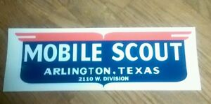 Mobile-Scout-Vintage-Travel-Trailer-decal-red-white-amp-blue-Arlington-Texas-13-034