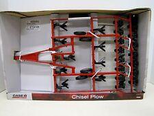 Case IH Chisel Plow 1/16 Scale Die Cast Metal Replica Ertl Toy