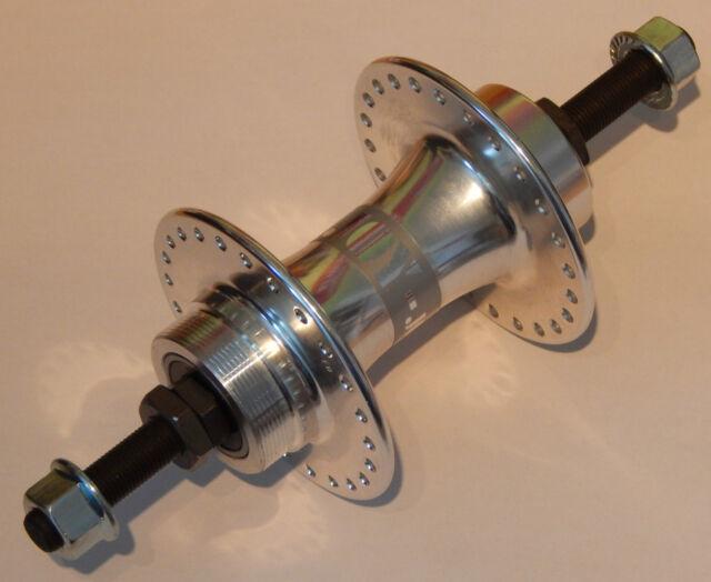 "3//8/"" 10mm Axle SPACER 7 16mm Vintage Bike Freewheel Hub Schwinn Bicycle Bolt Nut"