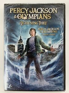 Percy-Jackson-amp-The-Olympians-The-Lightning-Thief-New-Sealed-DVD-Bilingual