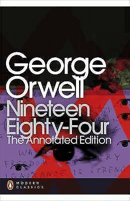Nineteen Eighty-Four: The Annotated Edition by George Orwell (Paperback, 2012)