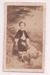 Vintage-CDV-Louis-Napoleon-Prince-Imperial-of-France