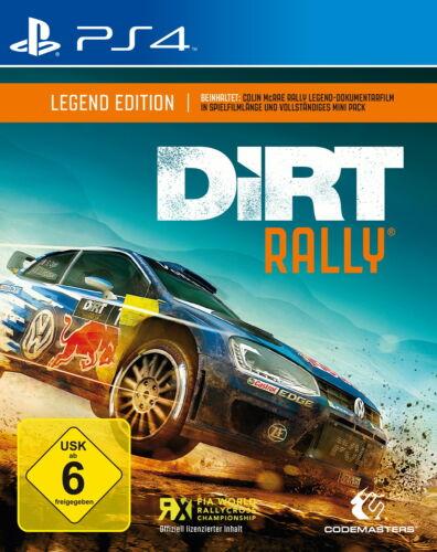 1 von 1 - DiRT Rally -- Legend Edition (Sony PlayStation 4, 2016)