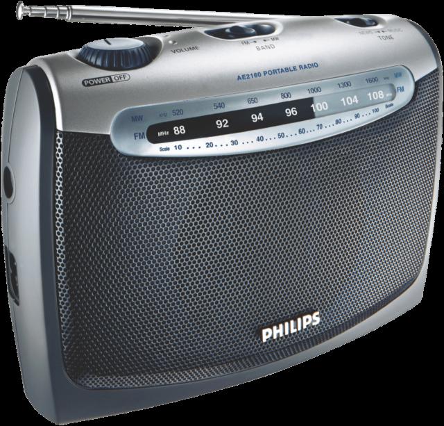 NEW Philips AE2160 Portable AM/FM Radio