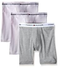 Tommy Hilfiger Men/'s M Boxer Briefs Poppy Orange Cotton Air 32-34 Underwear NWT