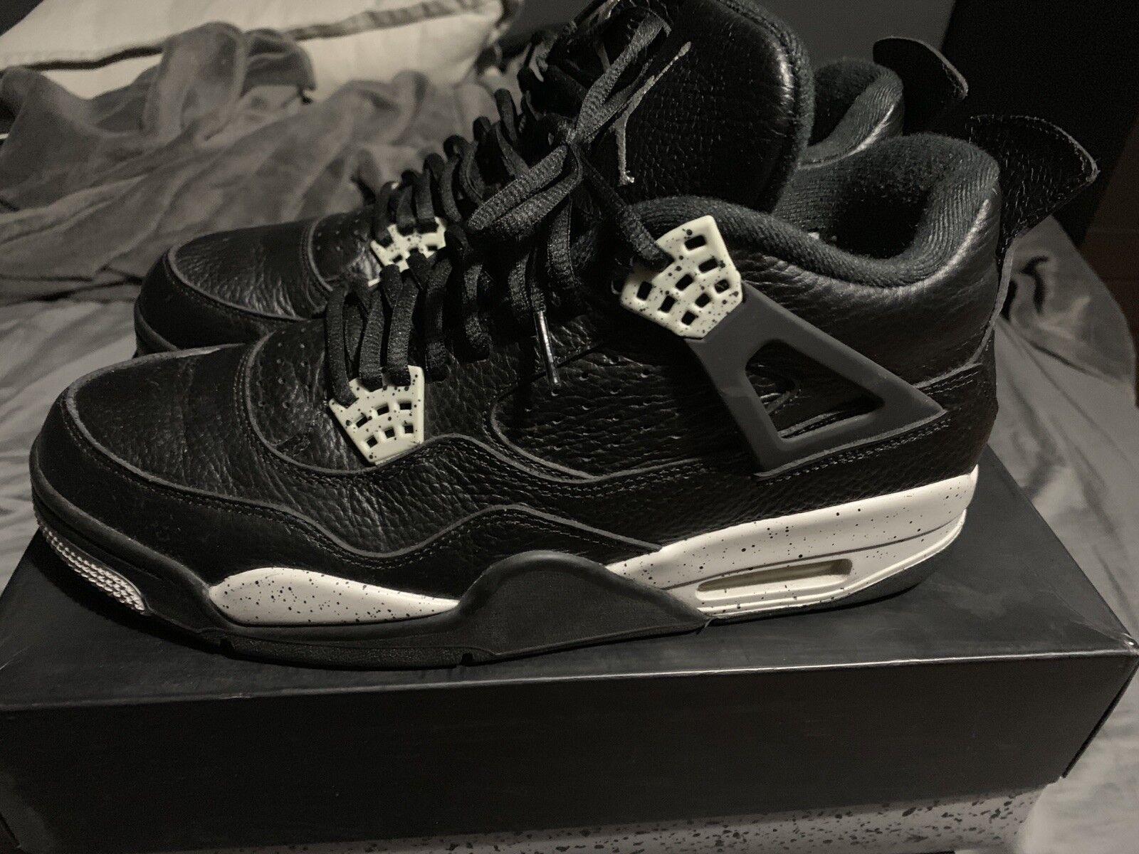 Nike Air Jordan Retro 4 Oreo