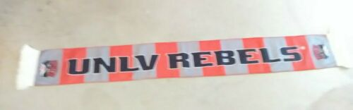 UNLV REBELS LOGO SCARF LAS VEGAS, NEVADA GREAT FOR