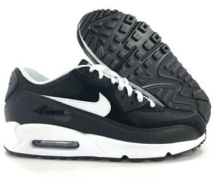 Details about Nike iD Air Max 90 By You Black White Men's 10.5