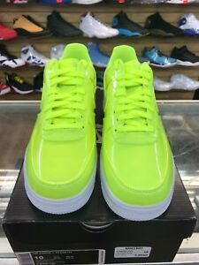san francisco 8f3e1 5acab Image is loading Nike-Air-Force-1-07-Lv8-Patent-Leather-