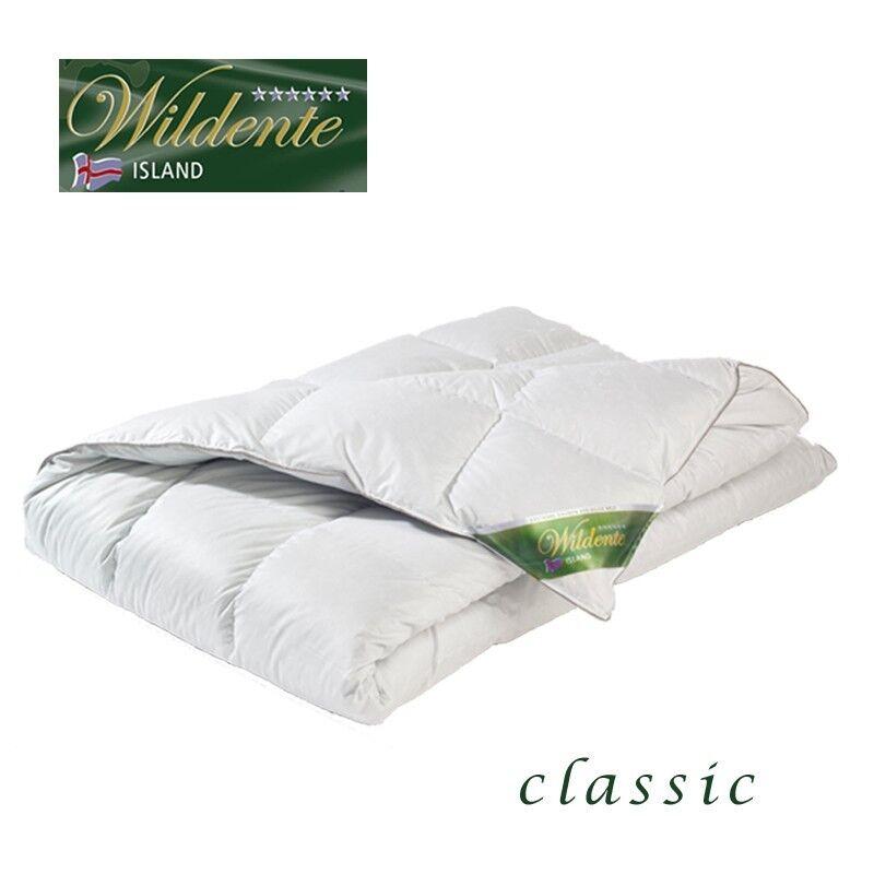 SUPER leggero, caldo piumino coperta lo sogno sogno sogno Wild Anatra Classic con 2 cm Steg 07b2bd